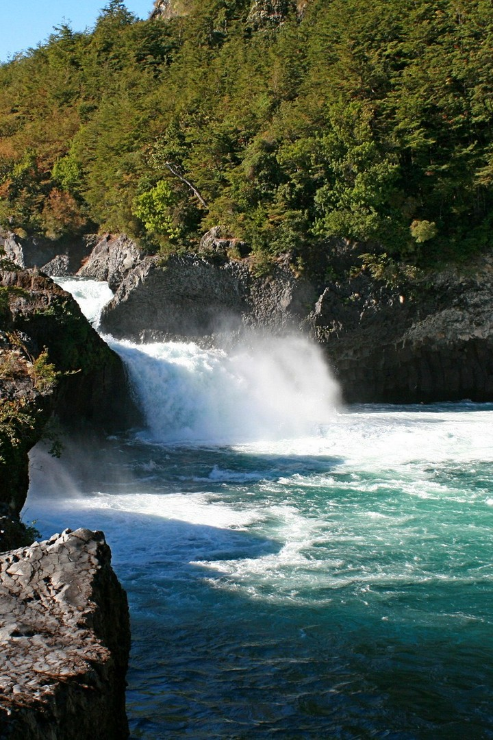 Petrohue Waterfalls