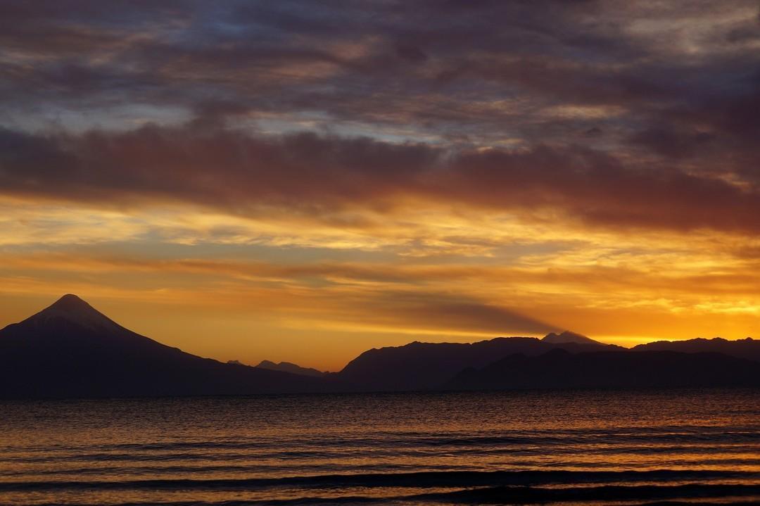 Volcan Osorno Sunset